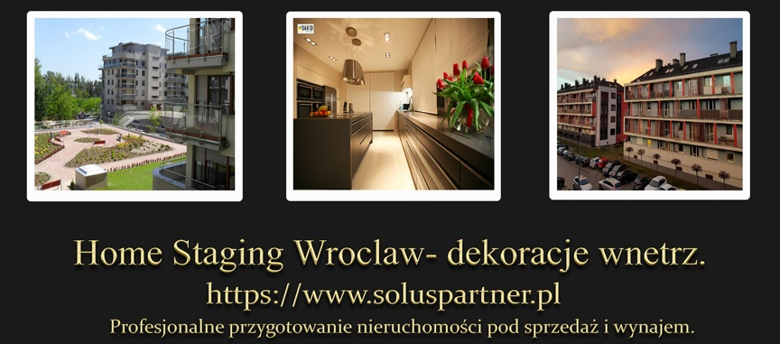 Home staging Wrocław